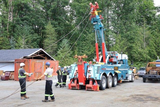 WreckMaster heavy-duty hands-on training