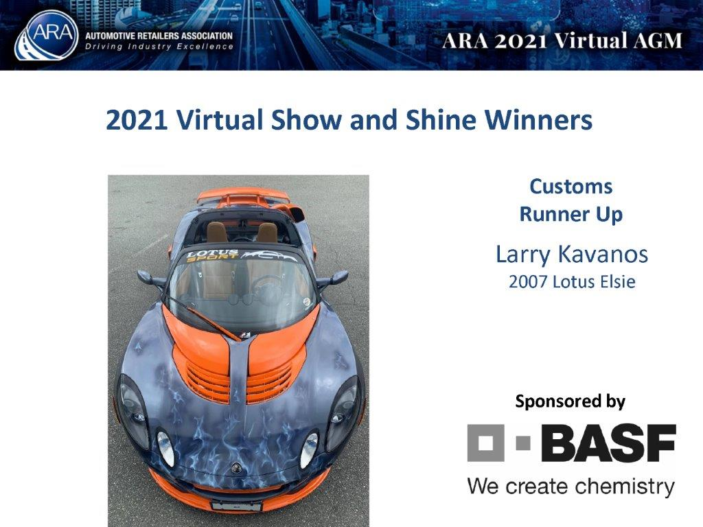 Show-and-Shine-Customs-Runner Up