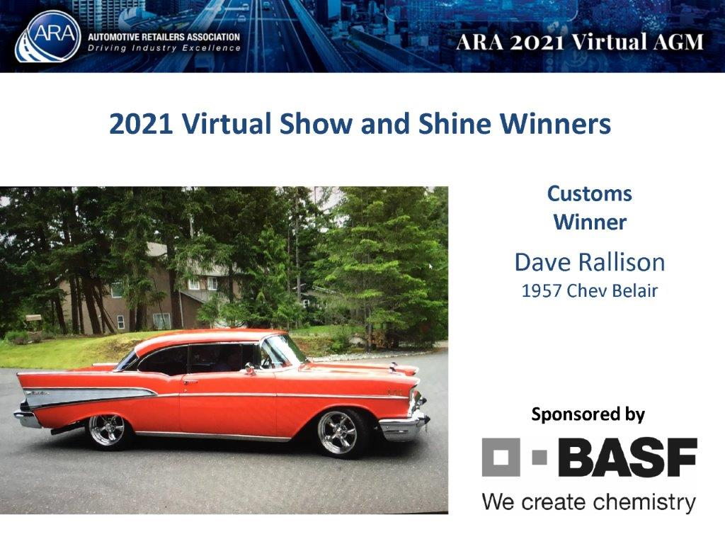 Show-and-Shine-Customs-Winner
